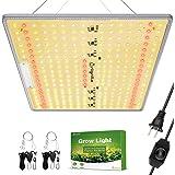 Grow Light, Briignite LED Grow Light, BRQ 600W LED Grow Light, Full Spectrum LED Grow Light, 2x2ft Coverage Plant Grow Light,