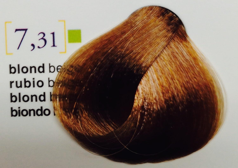 Salerm Cosmetics Color Soft, Tinte 7.31-60 ml