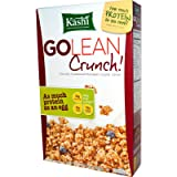 Kashi GOLEAN, Breakfast Cereal, Crunch, Non-GMO Project Verified, 13.8 oz