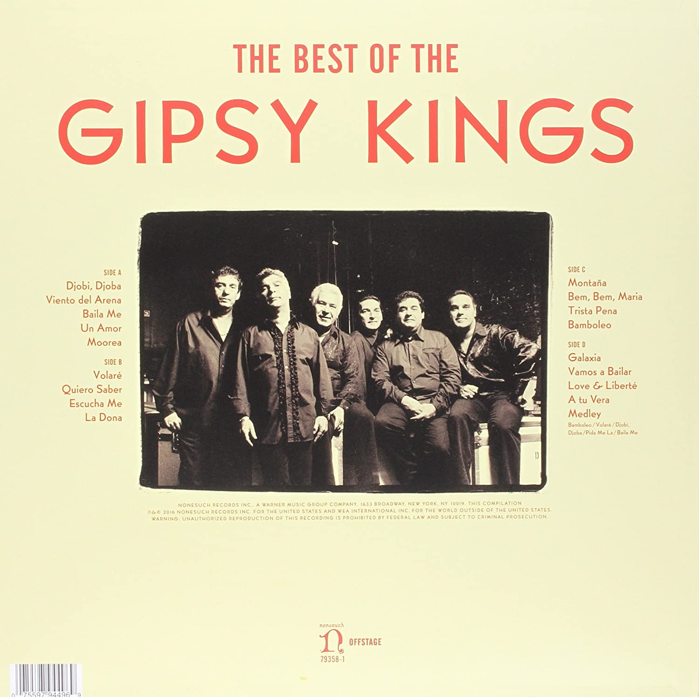 album gipsy king best of torrent