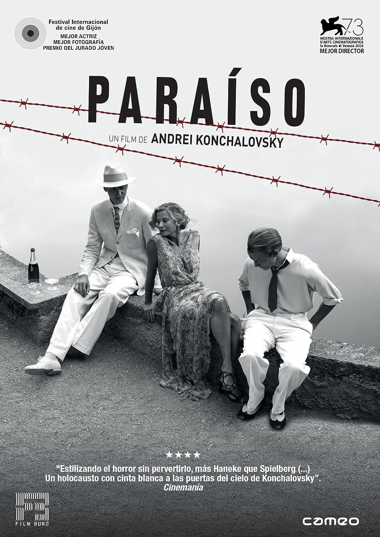 Amazon.com: Paraíso: Andrei Konchalovsky, Yuliya Vysotskaya ...