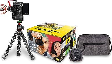 Amazon.com : Nikon Z50 Creator's Kit, Black : Camera & Photo