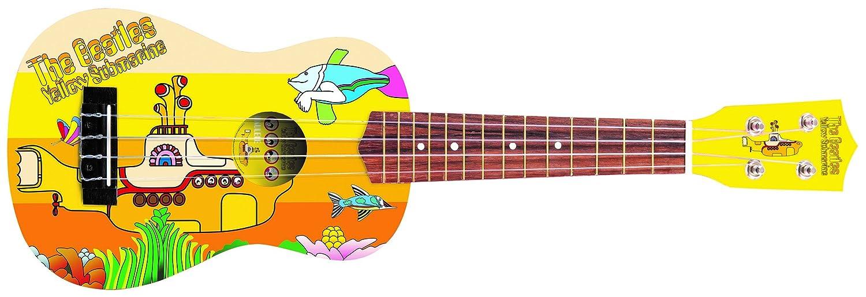 The BEATLES YELLOW SUBMARINE YSUK02 - Ukelele con cuerdas: Amazon.es: Instrumentos musicales