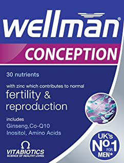 Spermcheck vasectomy 2 test kit amazon health personal care wellman vitabiotics conception 30 tablets solutioingenieria Gallery