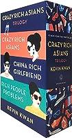 The Crazy Rich Asians Trilogy Box