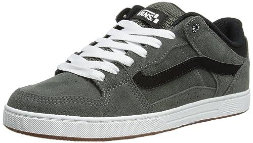 Buy Vans Baxter S12 Mens Shoes Charcoal