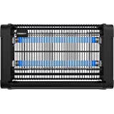 Bug Zapper by Hoont, Powerful Indoor Electric Fly Trap – 40 Watts, Covers 6,500 Sq. Ft. – Fly Killer, Insect Killer, Mosquito Killer – For Residential, Commercial and Industrial Use [UPGRADED]