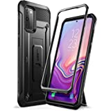 SUPCASE UB Pro Series Designed for Samsung Galaxy S20 / S20 5G Case (2020 Release), Full-Body Dual Layer Rugged Holster & Kic
