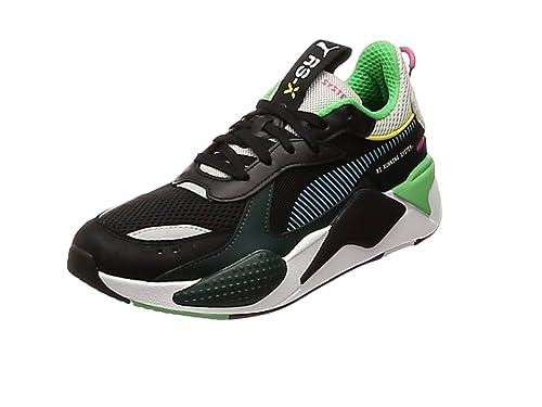 Zapatillas Puma RS-X Toys Negro Hombre: Amazon.es: Zapatos y ...