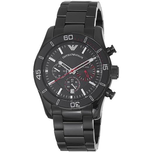 56e72d6ad68e Reloj caballero Emporio Armani ref  AR5931  Amazon.es  Relojes