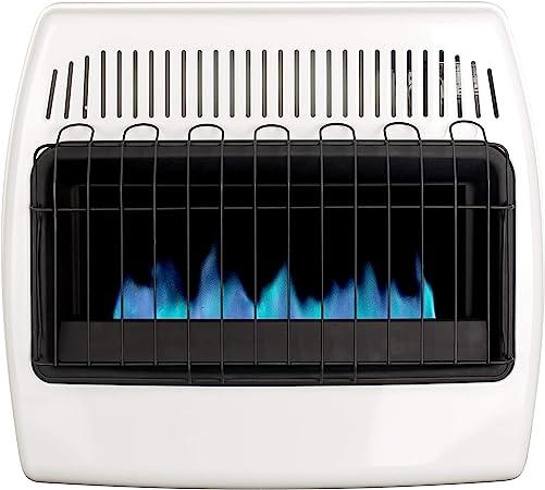 Dyna Glo 30 000 BTU Natural Gas Blue Flame Ve