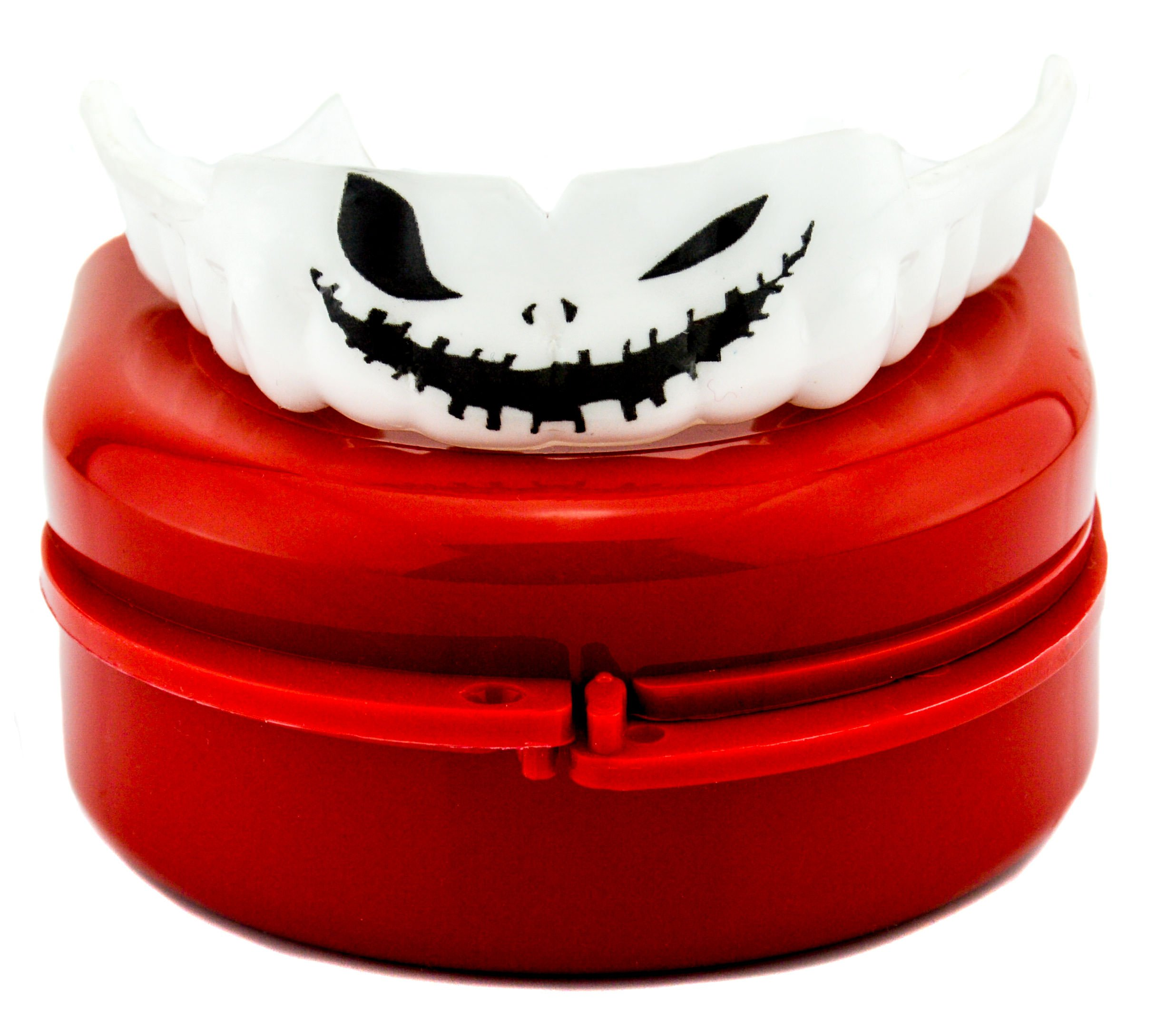 Impact Custom Professional MMA/Boxing/Muay Thai Mouthguard with Trim for Gag Reflex Ghost