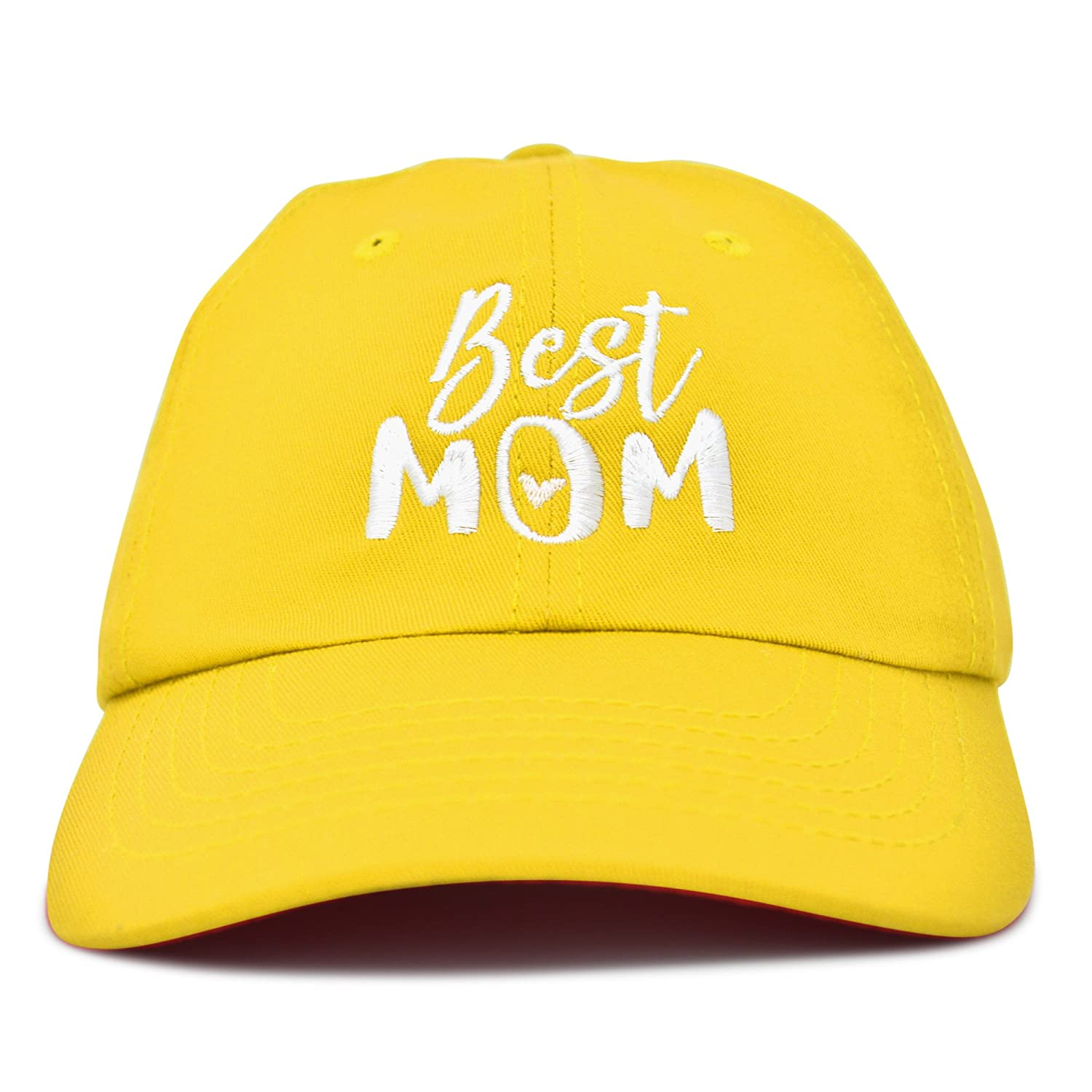 131e8c5168d79 ... DALIX Best Mom Baseball Cap Womens Dad Hats Adjustable Mothers Day Hat  H-201- ...