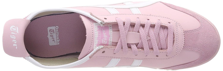 Asics Damen Onitsuka Tiger Mexico 66 2001) Sneaker Pink (Parfait Pink/Weiß 2001) 66 1f72a8