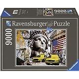 Ravensburger Italy 178032 - Puzzle Impressioni di New York City, 9000 Pezzi, Multicolore