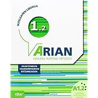 Arian A1.2 Ikaslearen liburua: (Erantzunak eta transkripzioak + CD audioa)