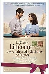 Le Cercle littéraire des amateurs d'épluchures de patates (Hors collection) (French Edition) Kindle Edition