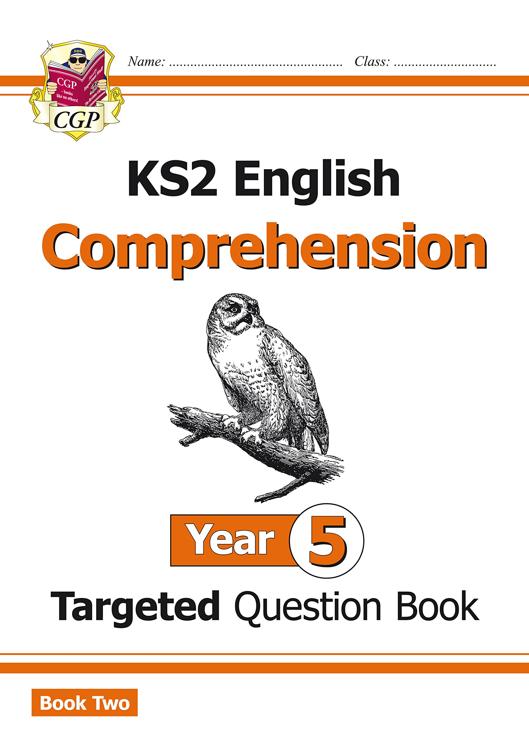 New KS2 English Targeted Question Book: Year 5 Comprehension - Book ...