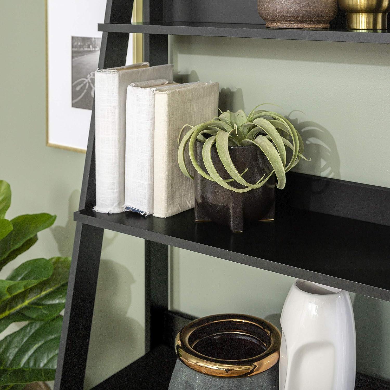 Color : Black KHBD Einfache Installation Wand-Typ aus Holz Dekorative Wandregal Sundries Aufbewahrungsbeh/älter prateleira Aufh/änger Organizer Schl/üsselbrett Holz Wandregal Einfache Lagerausr/üstung