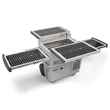 Wagan (el2547 Solar E Power Cube 1500 Plus