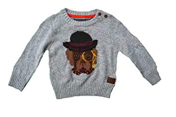 Amazon.com  Ted By Ted Baker Boys Sweater (12 - 18 month)  Baby 1e816087c1e