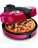 Hamilton Beach 31700 Pizza Maker, Red