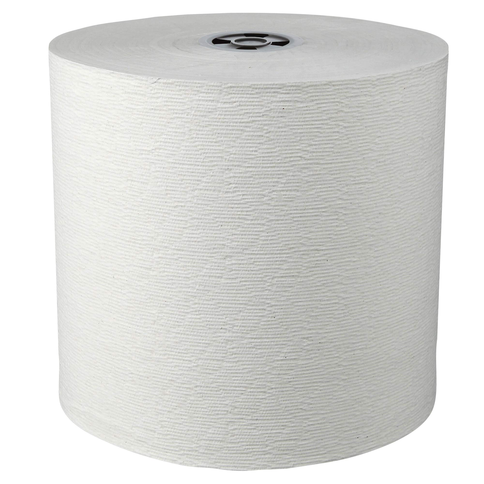 Scott Pro (formerly Kleenex) Hard Roll Paper Towels (25639) with Premium Absorbency Pockets, for MOD Dispenser (Grey-Colored Core), 700' / Roll, 6 White Rolls / Case, 4,200 feet - Same Kleenex quality, now Scott branded