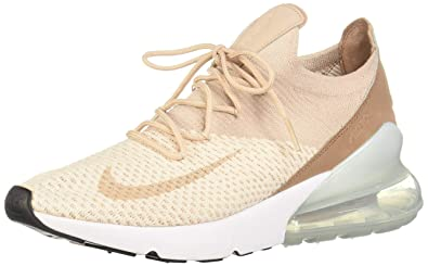 super popular 095df 7c0a3 Nike W Air Max 270 Flyknit Womens Ah6803-801 Size 9.5