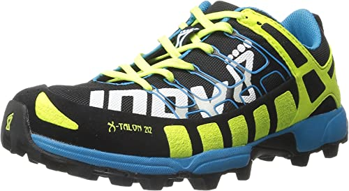 inov-8 X-Talon 212 - Zapatillas trail running - amarillo/negro 2015 ...
