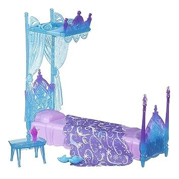 Disney Frozen Icicle Canopy Bed Set  sc 1 st  Amazon.com & Amazon.com: Disney Frozen Icicle Canopy Bed Set: Toys u0026 Games