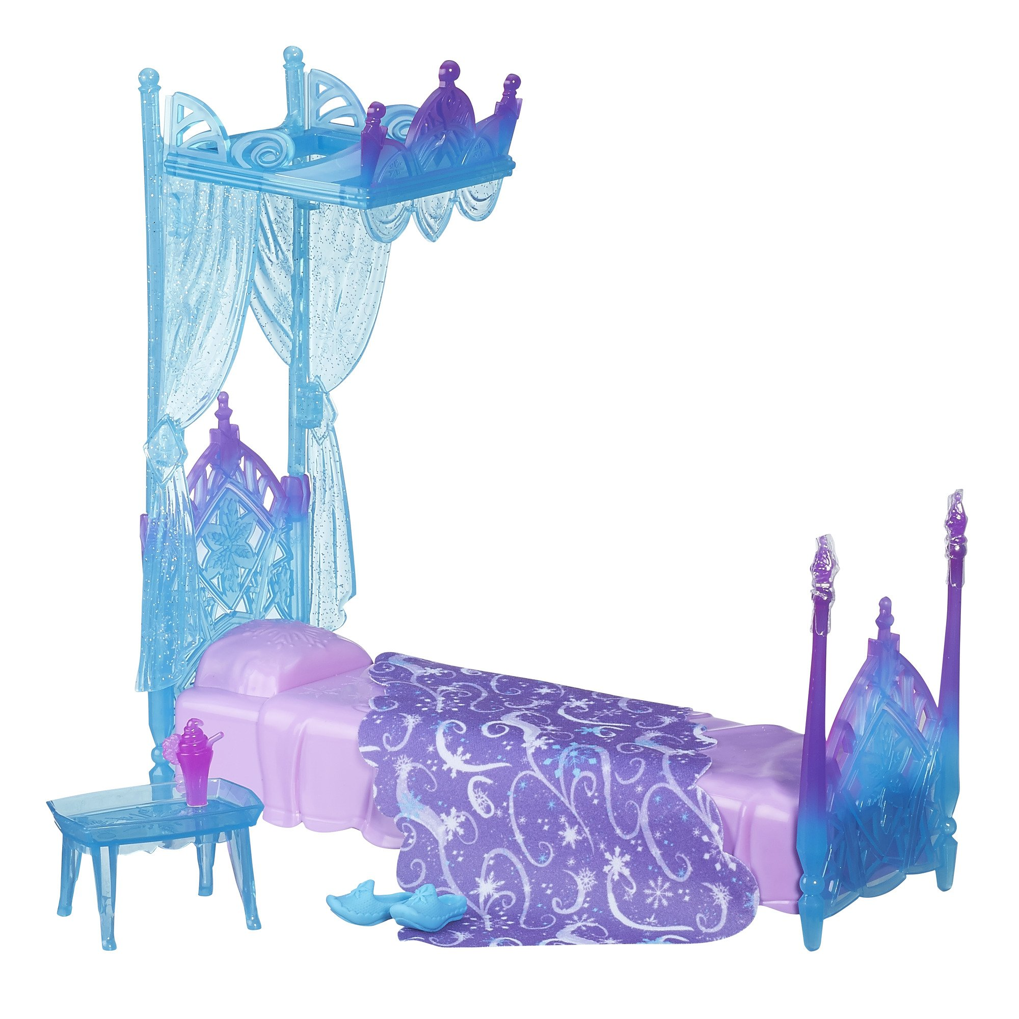 - Disney Frozen Icicle Canopy Bed Set - Buy Online In Albania