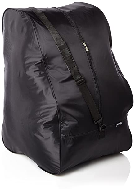 J Is For Jeep Car Seat Travel Bag Nylon Universal Size Fits All