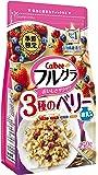カルビー フルグラ 3種のベリー練乳味 450g ×8袋