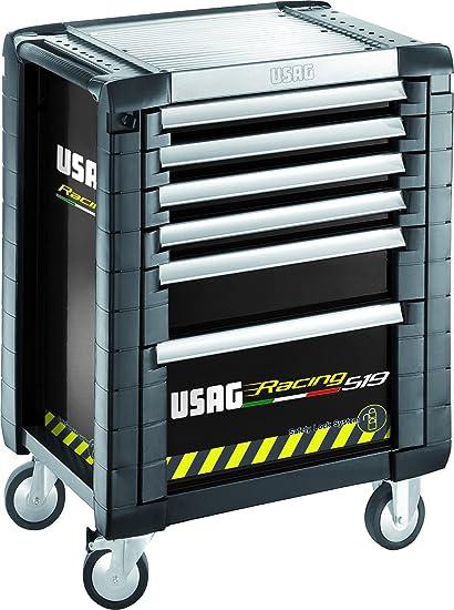 fac3710036d83e Usag U05190491 519 R6S 3V Carrello Racing con Sistema antiribaltamento