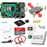 Raspberry Pi 4 Model B (4GB) High Quality Kit