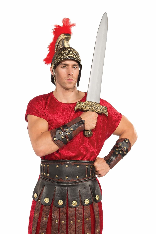Amazon.com: Disfraz de gladiador romano Brazo Guardias ...