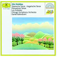 Smetana: The Moldau / Dvorák: Slavonic Dances /