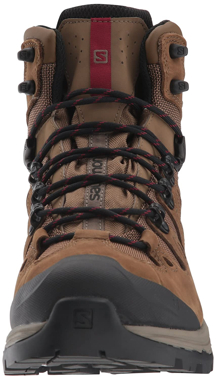 Salomon Women's Quest 4d 3 GTX W Backpacking Boots B074KJ1FXJ 6 M US|Teak