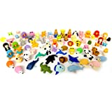 Iwako 30 Assorted Eraser, Animal Collection (30 Items Will Be Randomly Selected from Image Shown)