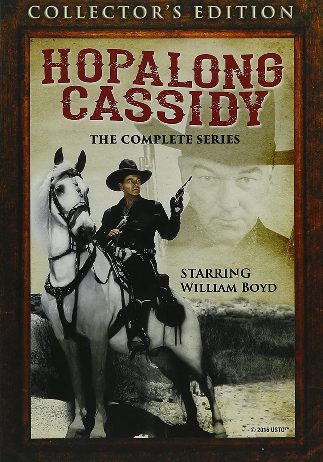 Hopalong Cassidy: The Complete Television Series William Boyd Topper the Horse Edgar Buchanan George Archainbaud
