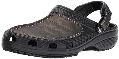 fb9e6a6ab Crocs Men s Yukon Mesa Camo Clog  Amazon.co.uk  Shoes   Bags