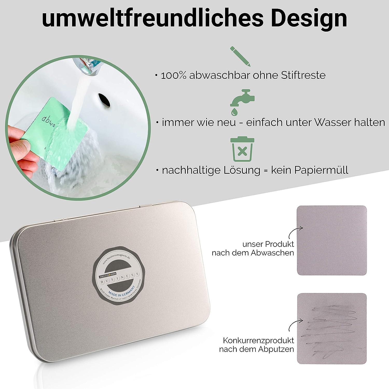SMILEYBOARD 25 Foglietti magnetici riutilizzabili per Scrum 5 colori scuola Canban 7,5 x 7,5 cm frigorifero