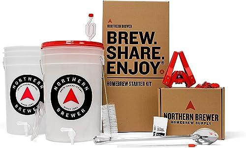 Northern Brewer - Essential Brew, Share, Enjoy, Home Brewing Starter Set