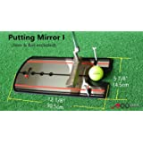 A99 Golf Putting Mirror Training Alignment New Aid Practice Trainer Portable with A99Golf Logo