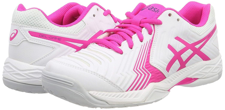 ASICS Damen Gel-Game 6 6 6 Tennisschuhe  b165fe