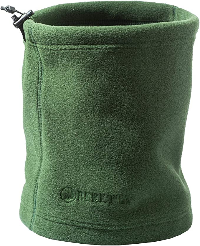 BERETTA - Calentador de cuello, color verde