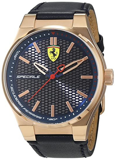 Ferrari 0830416 Speciale - Reloj de pulsera para hombre