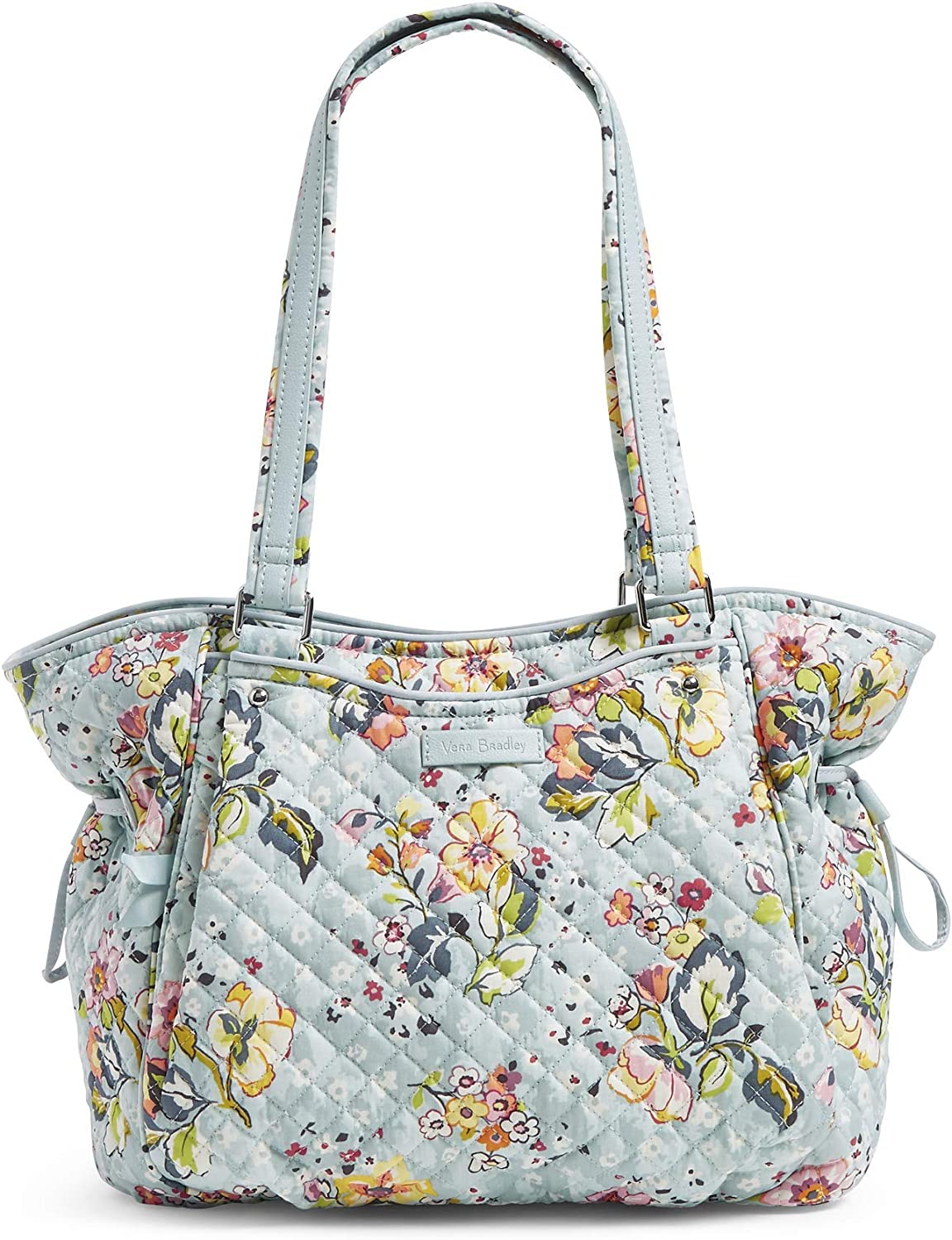 Vera Bradley Women's Signature Cotton Glenna Satchel Purse