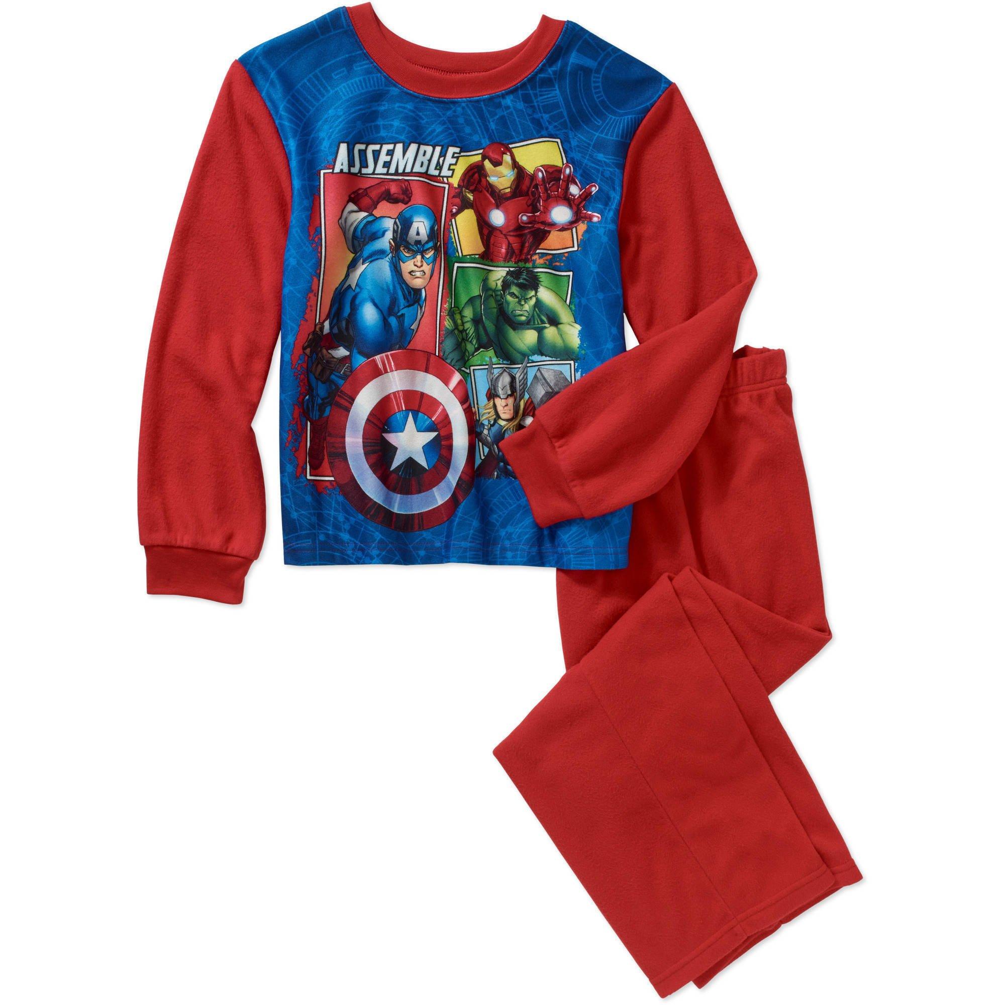 Avengers 2-PC Sleepwear Set (6/7)
