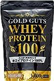 GOLD GUTS ゴールドガッツホエイプロテイン100 カフェオレ味 1000g